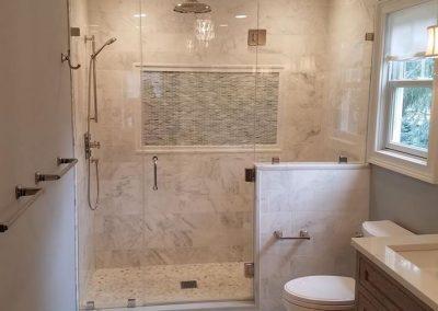 LS Contractors - Finished Bathroom