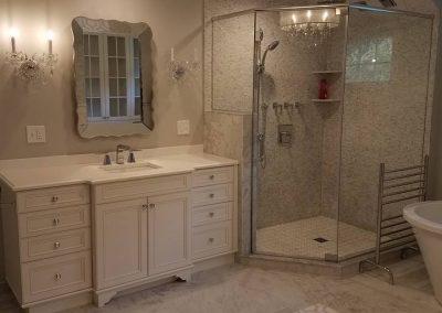 LS Contractors - Completed Bathroom