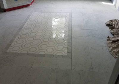 LS Contractors - Bathroom in progress